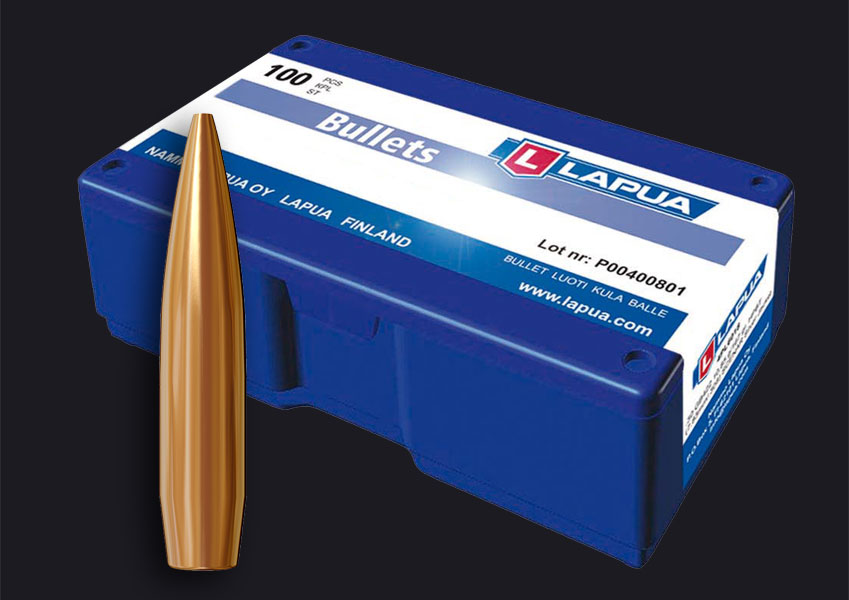 Lapua - .30, 155gr. (10g), Scenar-L - Lapua GB552 - Box of 100