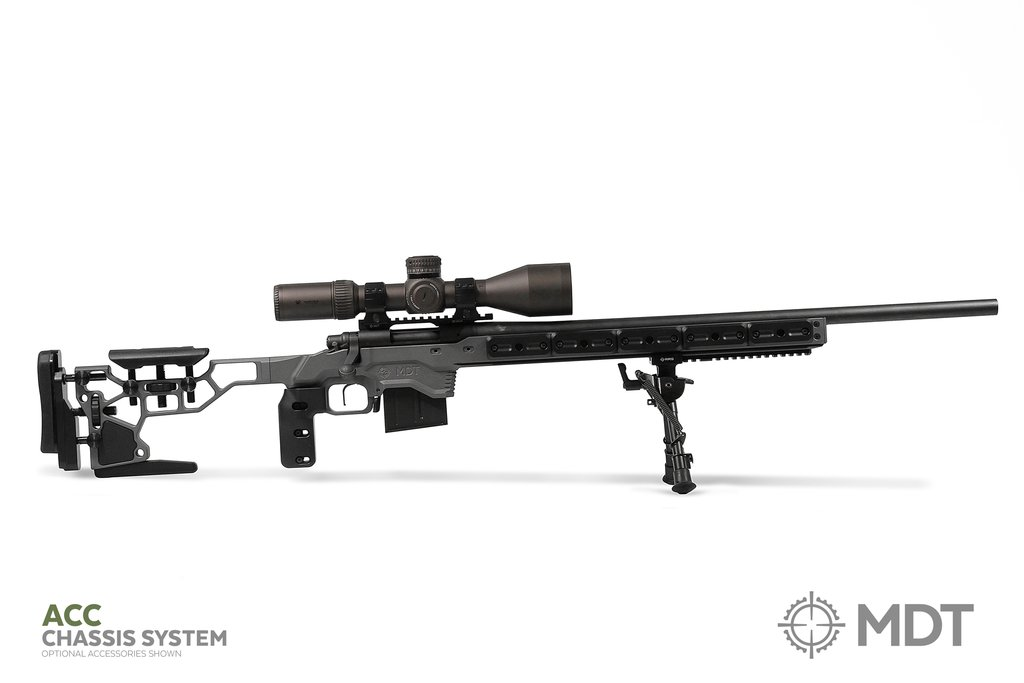 MDT - ACC Chassis System for Remington 700SA - Grey